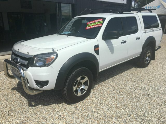 2010 FORD RANGER Automatic