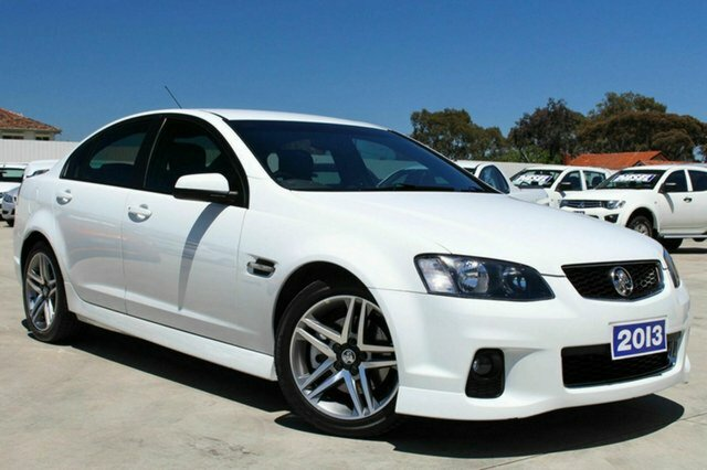 2012 HOLDEN COMMODORE Sports Automatic