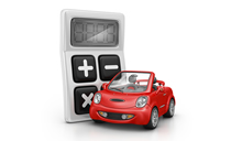 Our great car finance calculator with even more functions and so easy to use